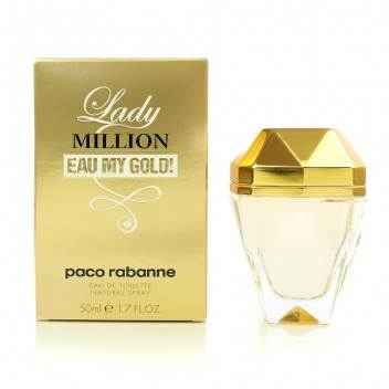 Paco Rabanne Lady Million Eau My Gold! Eau de Toilette 50ml Spray
