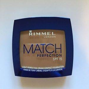 Rimmel Match Perfection Foundation Compact 7g – 402 Bronze