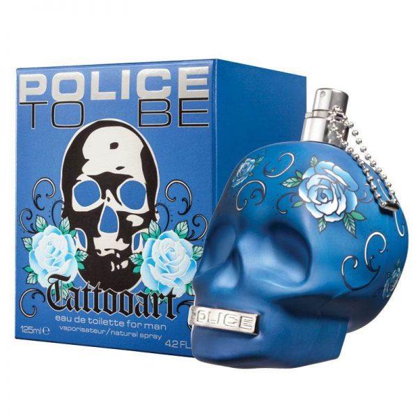 Police To Be Tattooart Eau de Toilette 125ml Spray