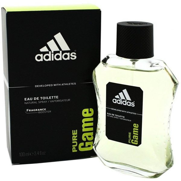 Adidas Pure Game Eau de Toilette 100ml Spray