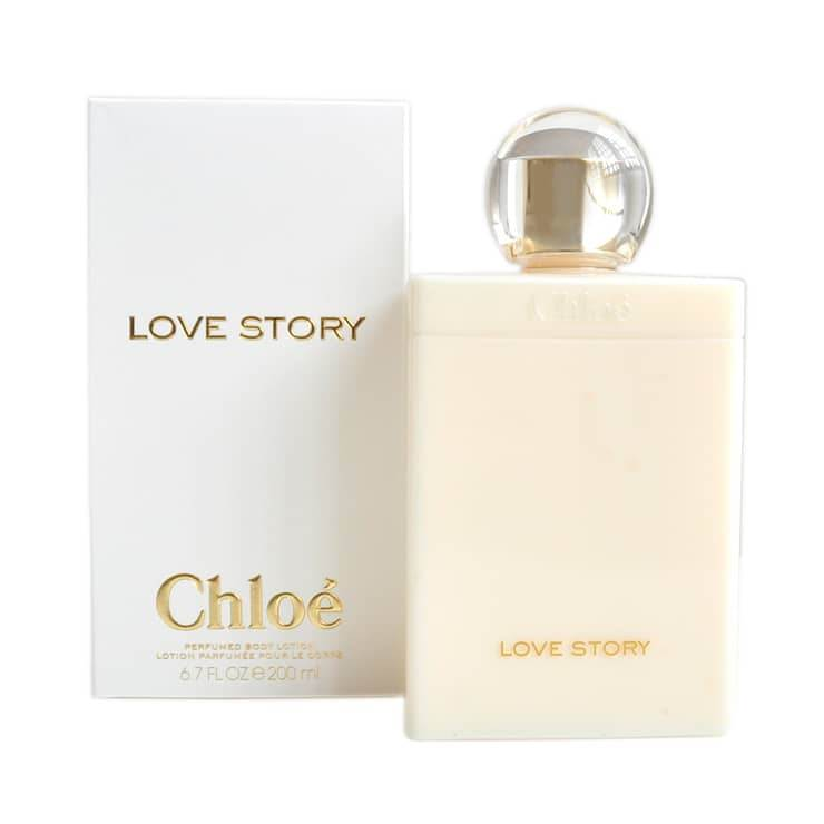 169dd70d4d Chloé Love Story Body Lotion 200ml - Mperfumeshop