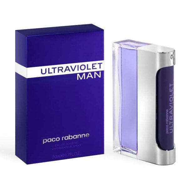 Paco Rabanne Ultraviolet Man Eau De Toilette 50ml Spray