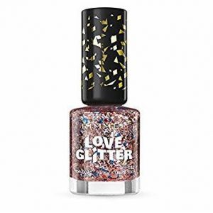 Rimmel Love Glitter Nail Polish 8ml – 033 Tinsel Toes