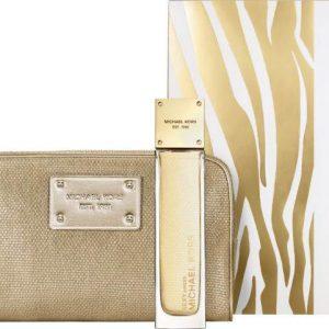 Michael Kors Sexy Amber Gift Set 100ml EDP + Pouch