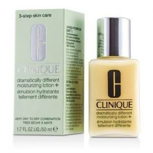 Clinique Dramatically Different Moisturizing Lotion 50ml – Very Dry to Combination Skin